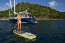Yacht PTARMIGAN -    Enjoying the water sports